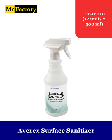 Averex Surface Sanitizer