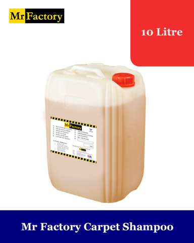 Carpet Shampoo 10L
