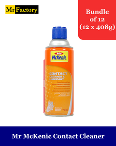 Mr McKenic Contact Cleaner & Lubricant 408g