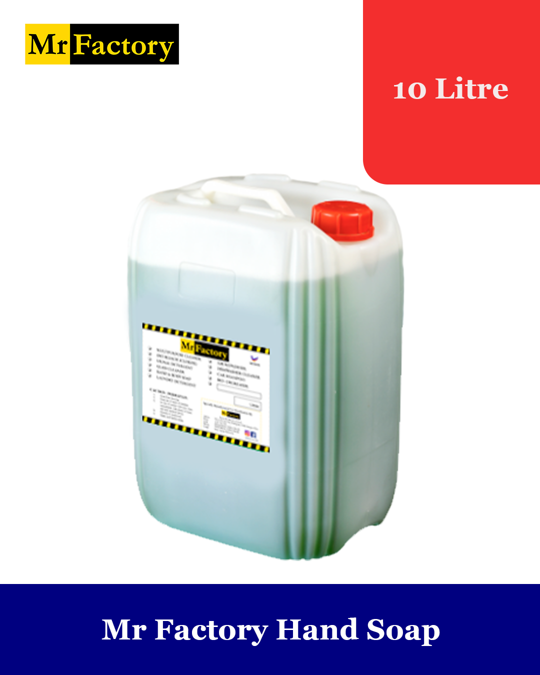 Hand Soap 10L
