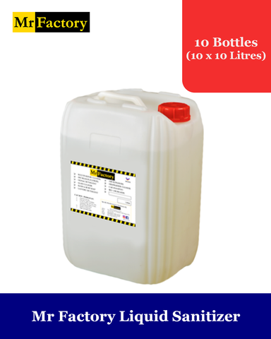 Liquid Sanitizer 10L