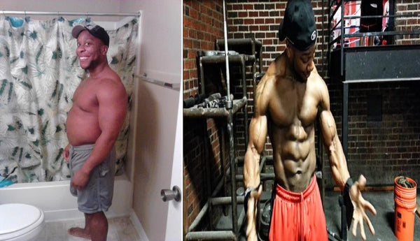 Mens 200-250 Pounder Fat Loss Meal Plan