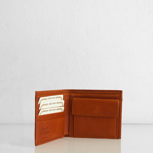 SMALL WALLET - BIFOLD