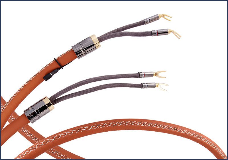 Asimi Luxe Grun Speaker Cable