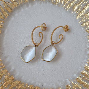 Kiva Stone Earrings