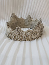 Load image into Gallery viewer, Large Decorative Cement Crown