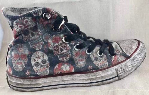 CONVERSE All Star Limited Edition teschi