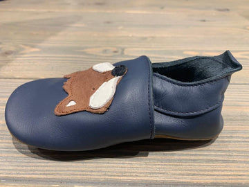 BOBUX soft sole volpe blu
