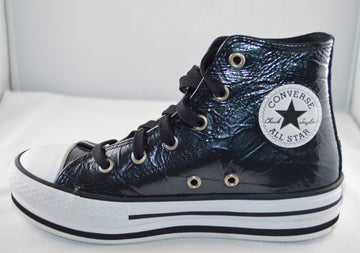 CONVERSE ALL STAR naplak nero alte