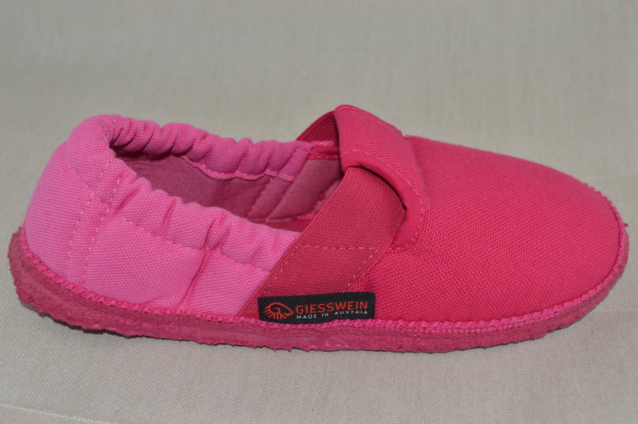 GIESSWEIN Pantofola Slip-on in Cotone