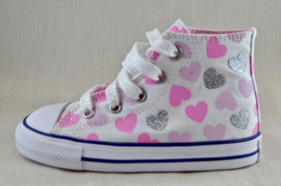 CONVERSE All Star alte cuori