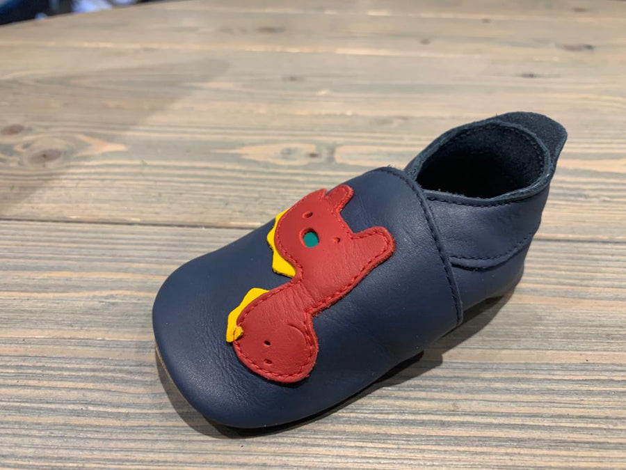 BOBUX soft sole dinosauro