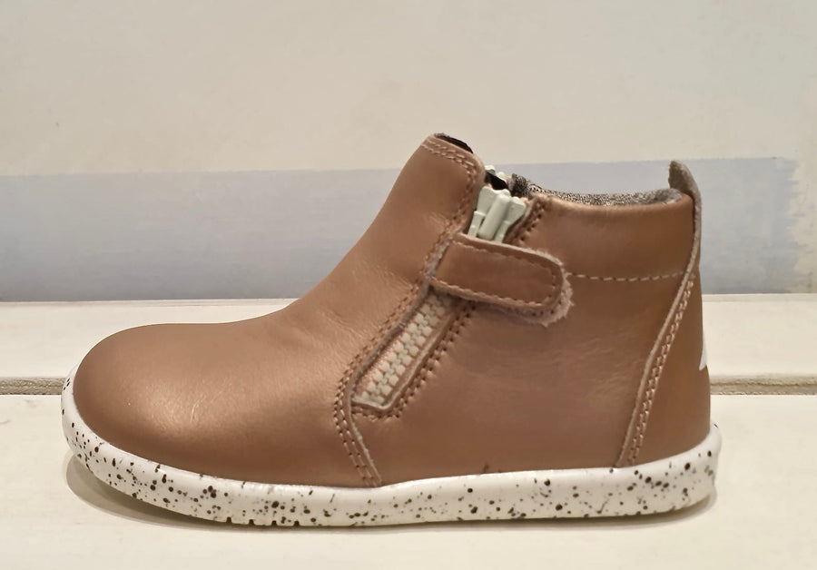 BOBUX stivaletto Rose gold in pelle