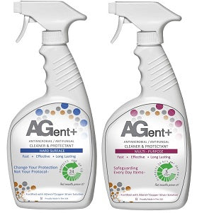AGent+® Cleaner & Protectant Bundles