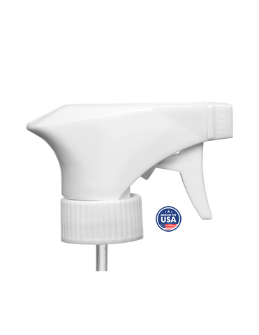 Trigger Sprayer - White (Made in USA)