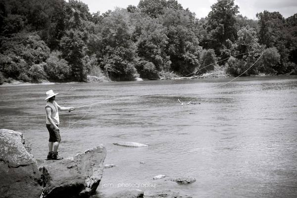 Fly Fishing in Columbia, SC