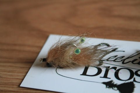 Bone Fish fly pattern by steelie bros fly co