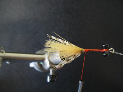 Top Of Fly Crab Pattern