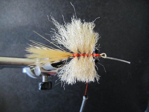 Redfish Crab Fly Pattern
