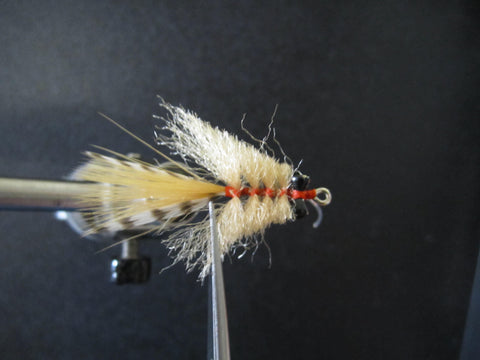 Diamond Trim Redfish fly Pattern