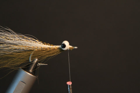 Tying a Clouser Minnow