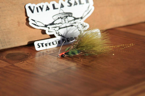 Easy Crab Fly Pattern