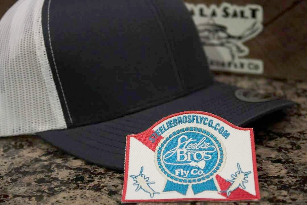 Steelie Bros Fly Co Patch