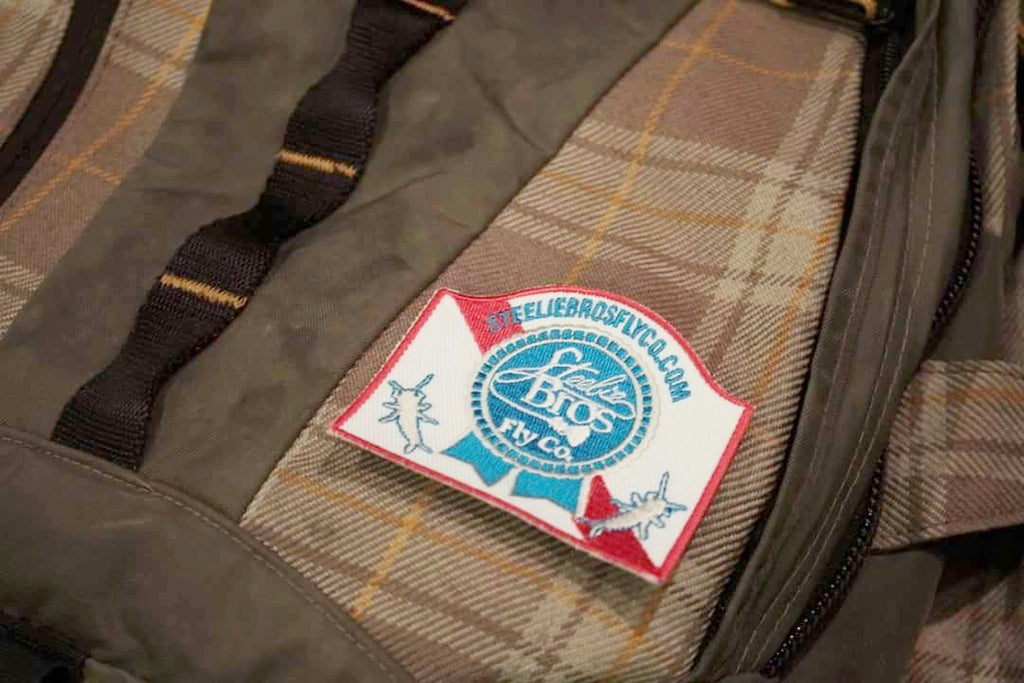 Custom Fly Fishing Patch