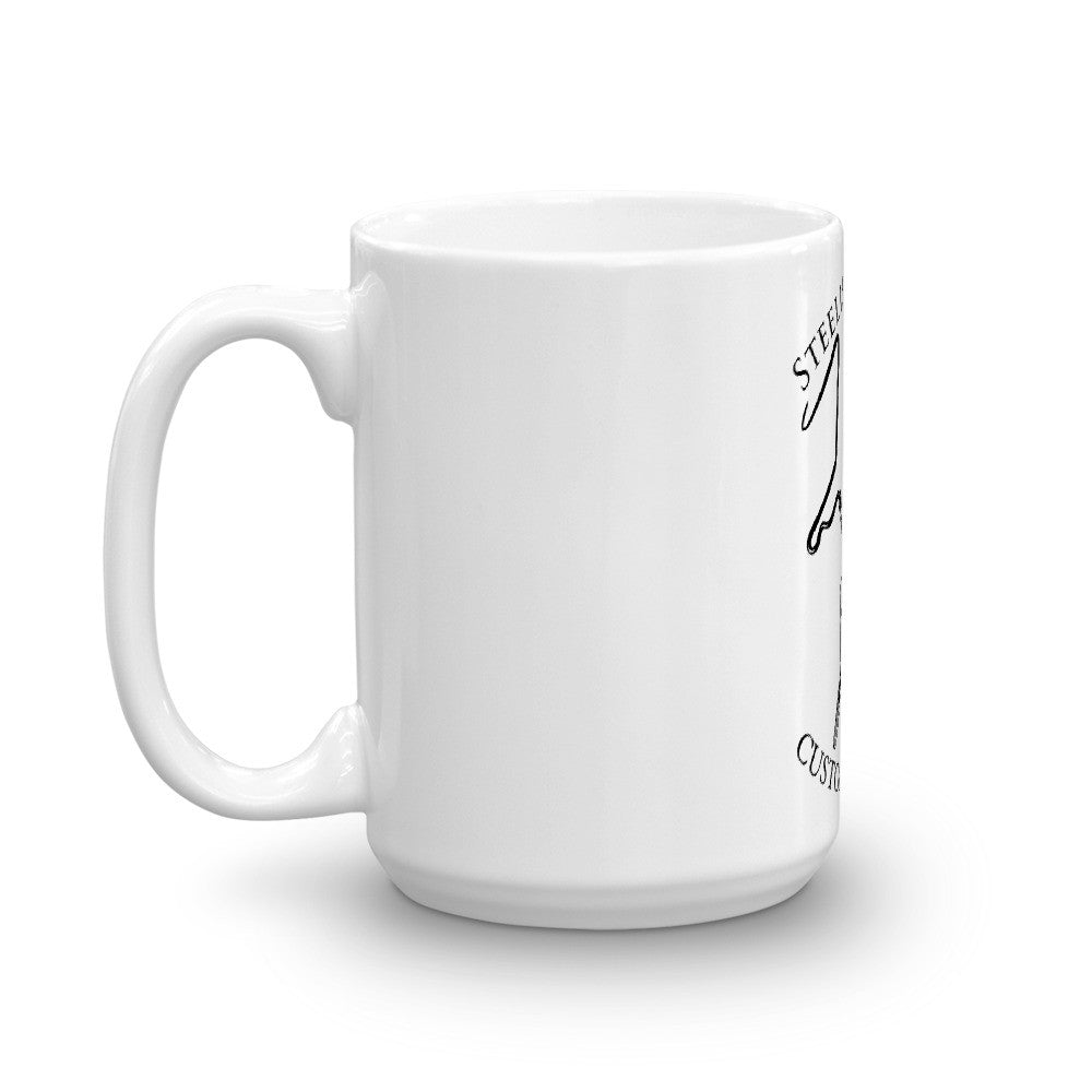 Fly fishing gift coffee mug