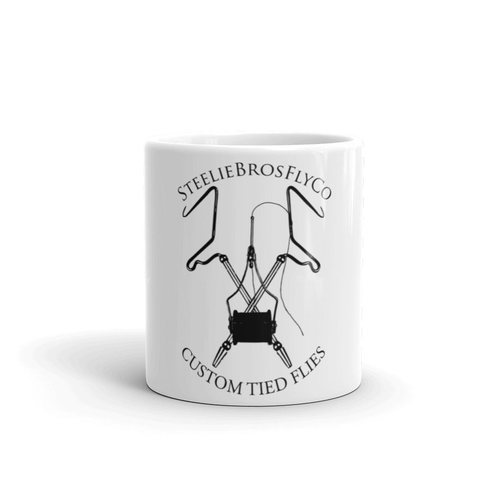 Steelie Bros Custom Tied Flies Mug