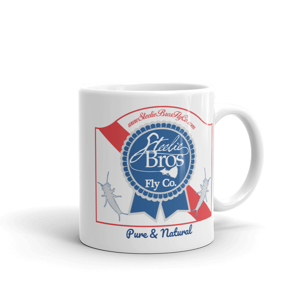 Steelie Bros Pure and Natural Mug