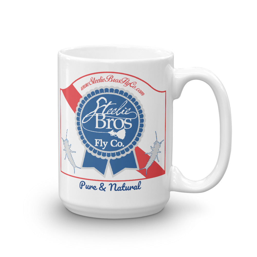 2018 Steelie Bros Pure and Natural Mug