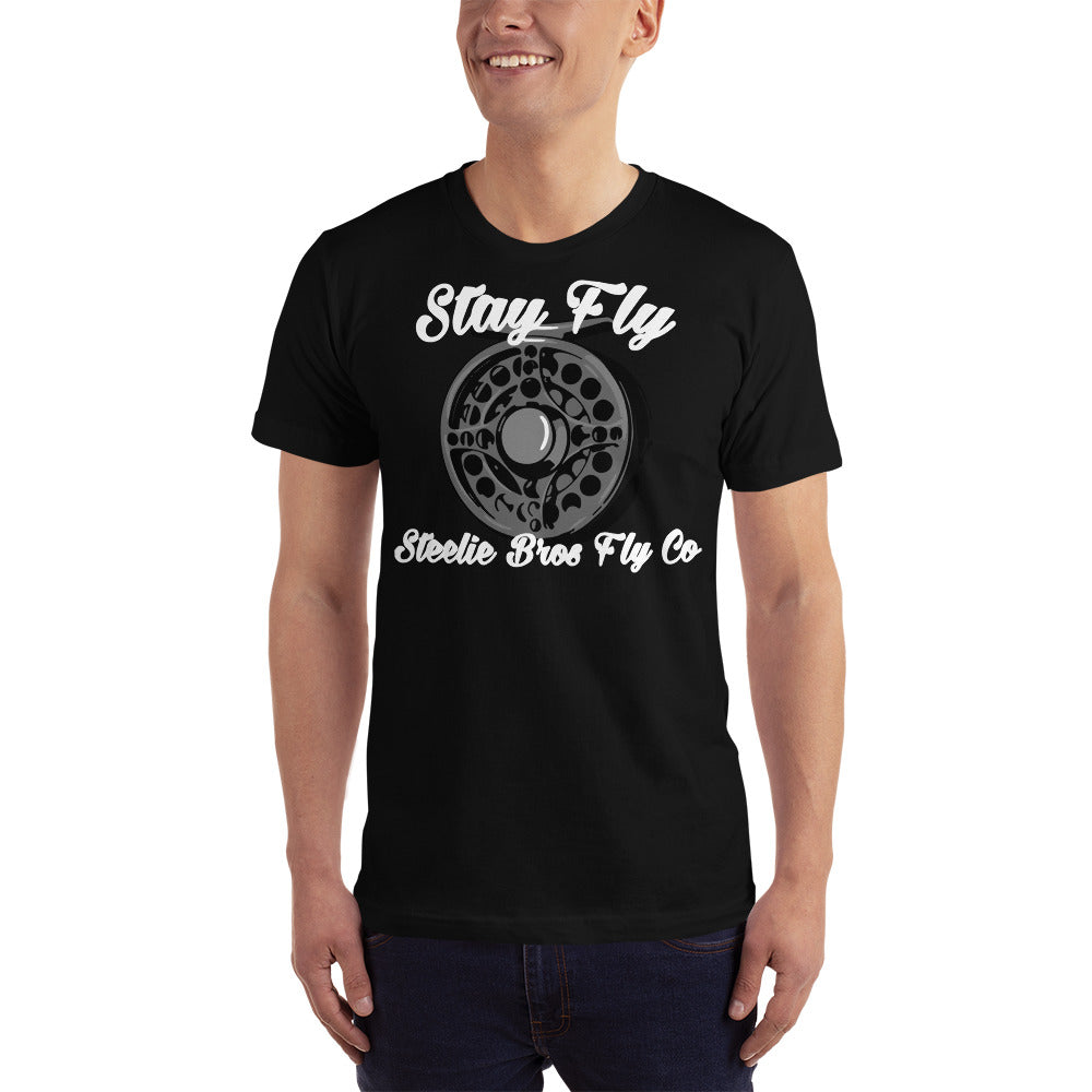 Steelie Bros Stay Fly Tee