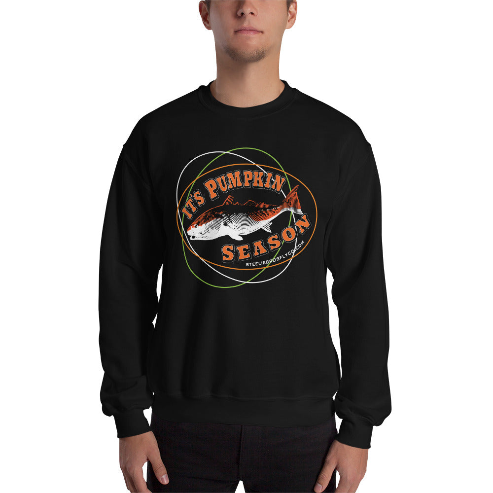 Its Pumpkin Season classic sweat shirt