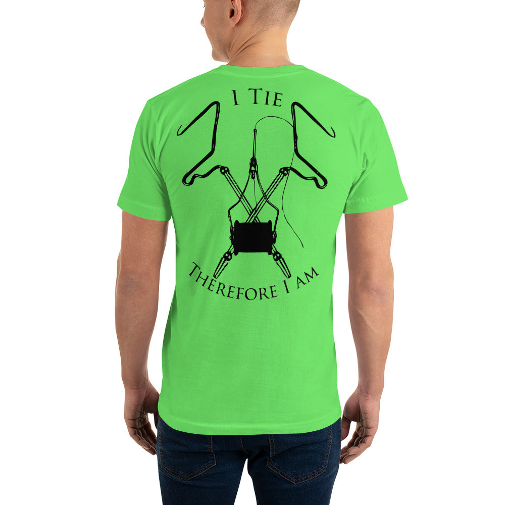 Steelie Bros Custom Tied Flies Tee