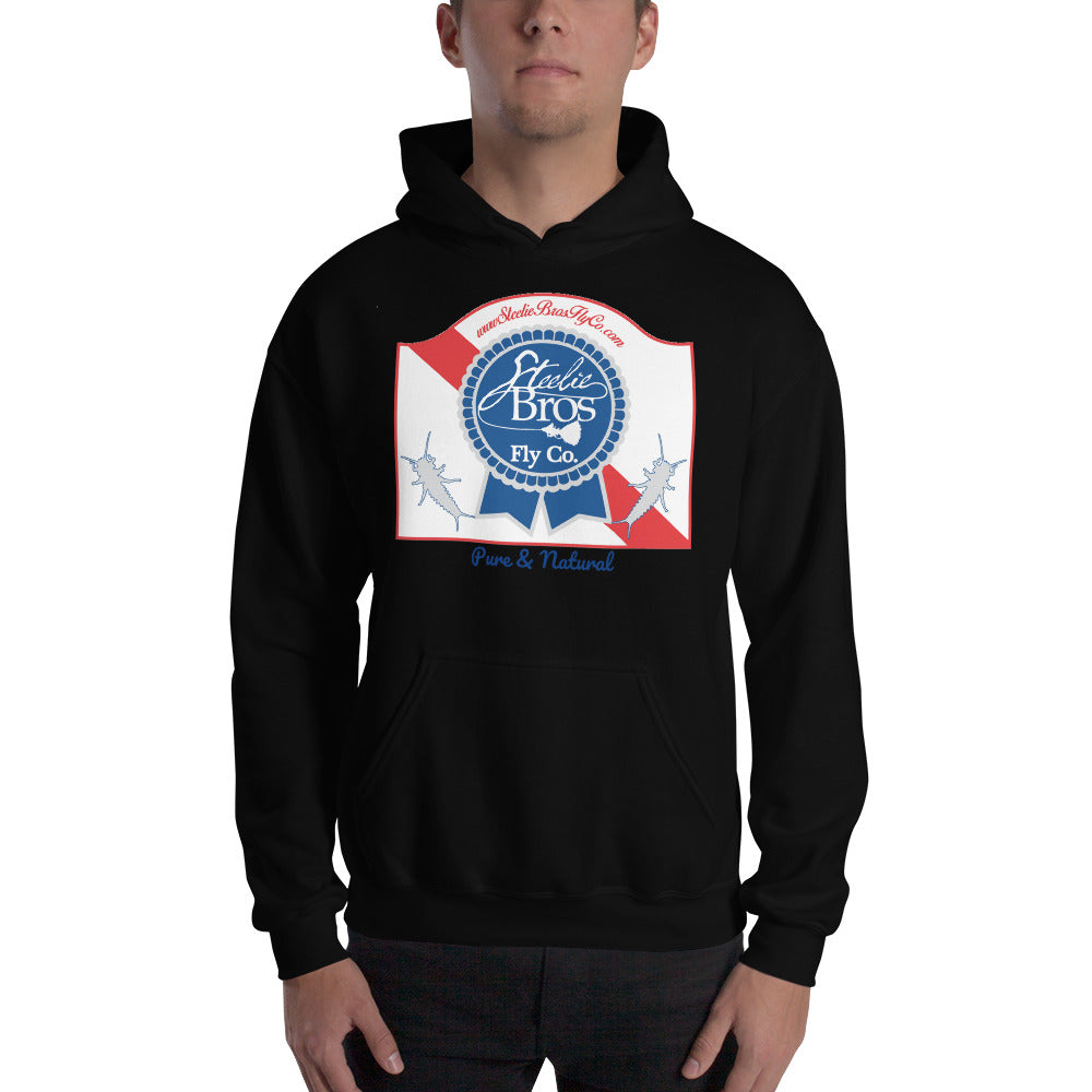 Steelie Bros Pure and Natural hoodie