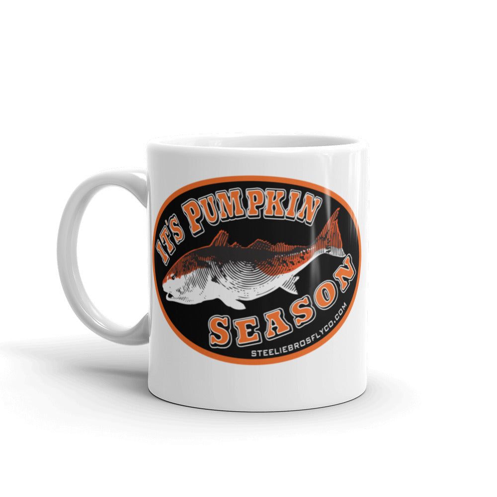 Pumpkin Season Mug