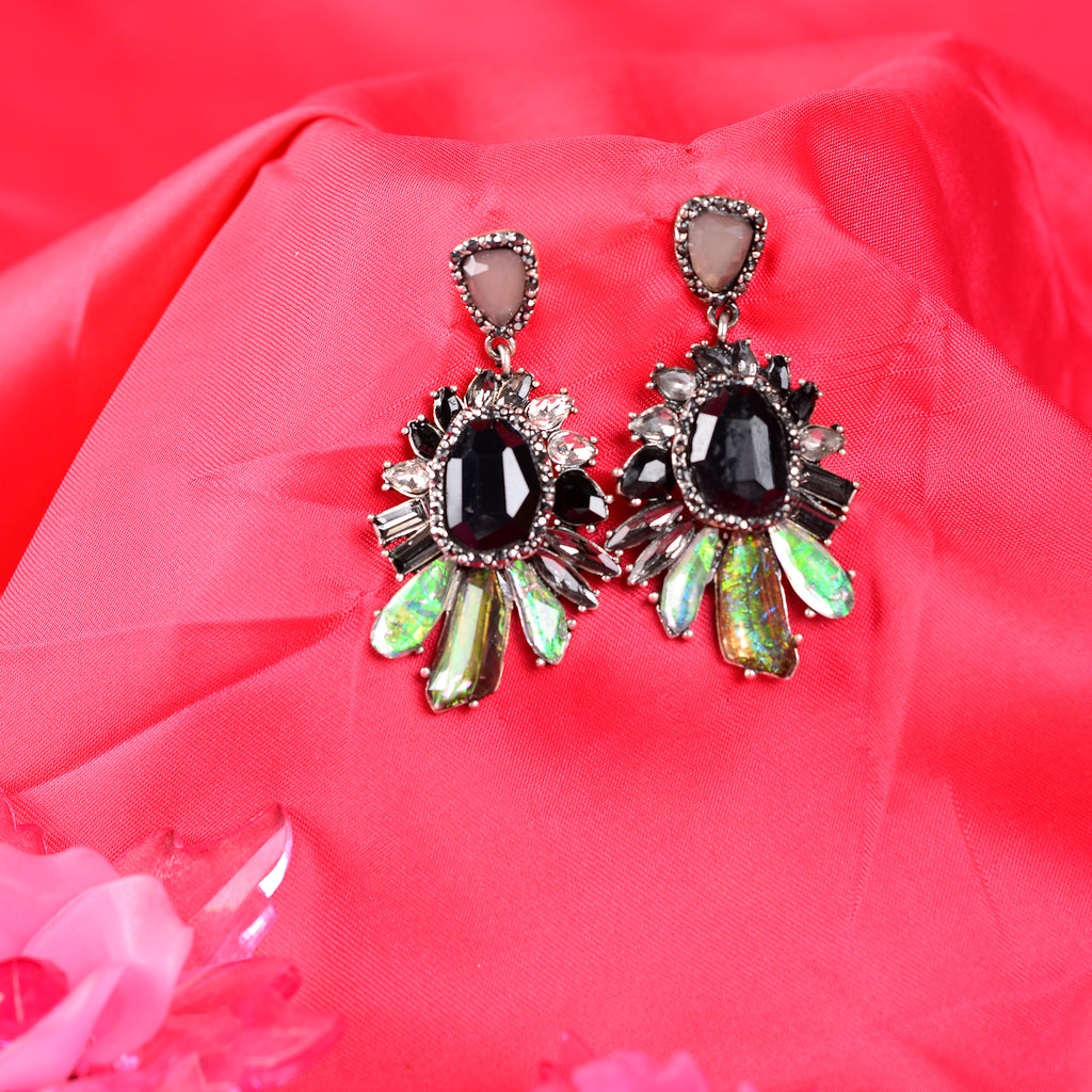 Designer colourful Fancy Earrings