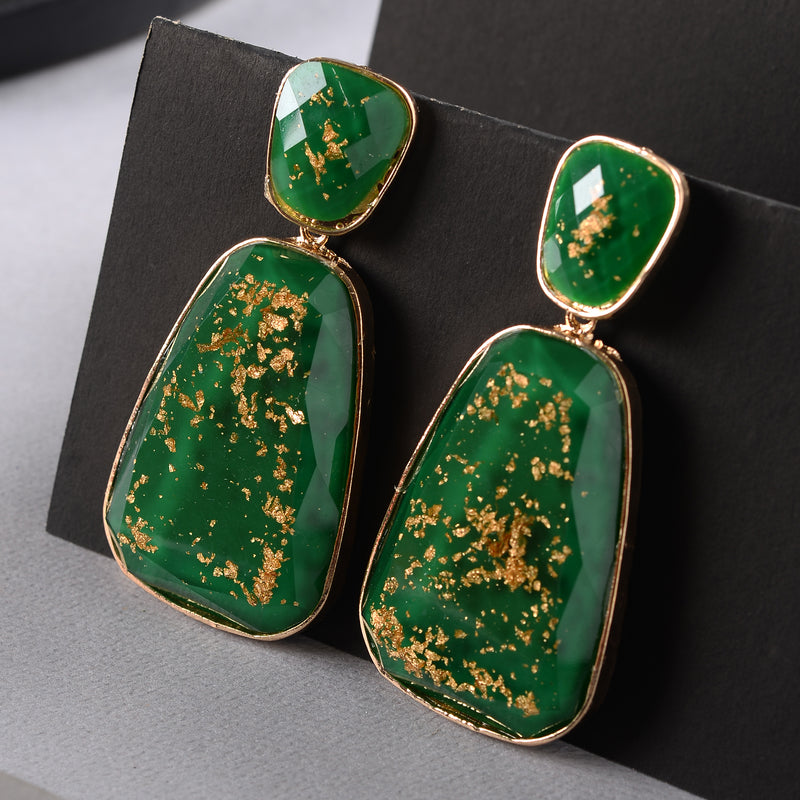 Go Green Earrings