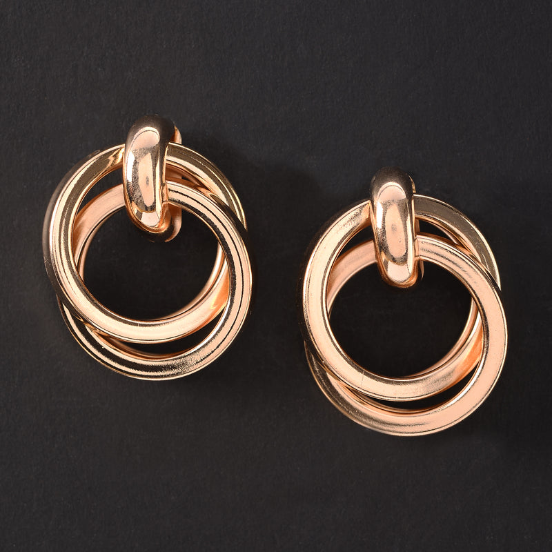 Jingly Hoop Earrings