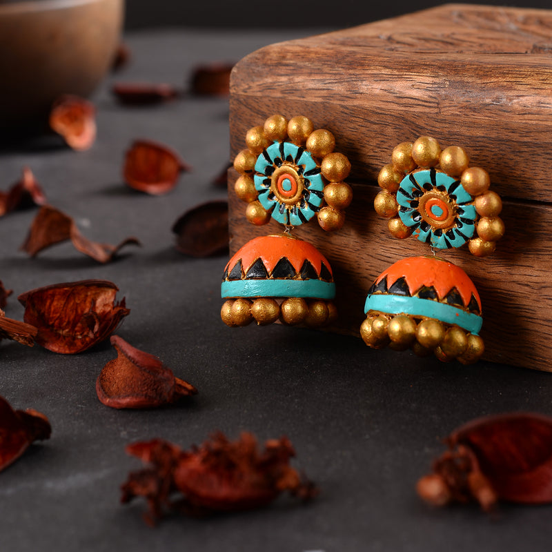 Earthen Earrings