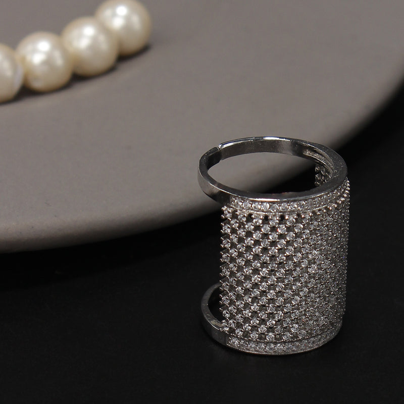 Zirconia net Ring