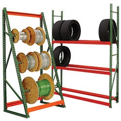 Tire & Reel Racks
