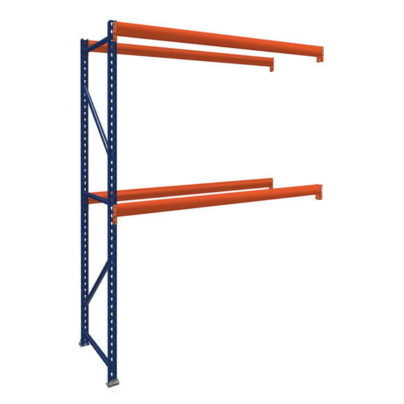 Pallet Rack Add-On Unit