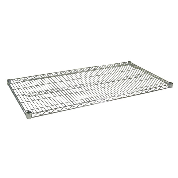 Chrome Wire Extra Shelf - 500 lb. Capacity per Shelf