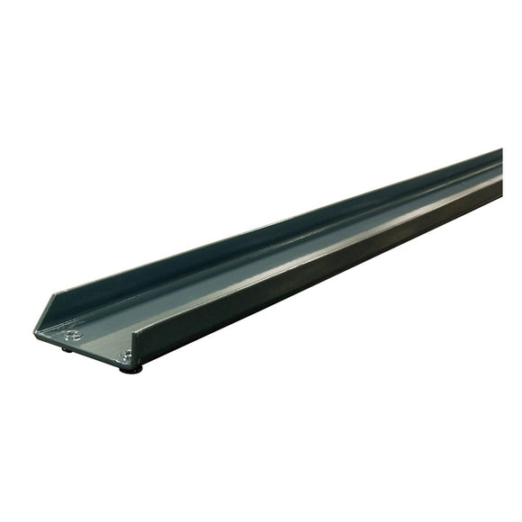 black metal double rivet channel beam