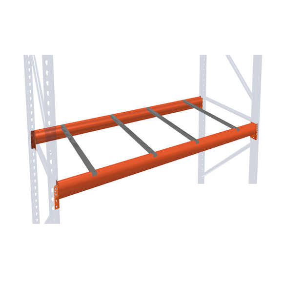Pallet Rack Extra Level with Steel Supports