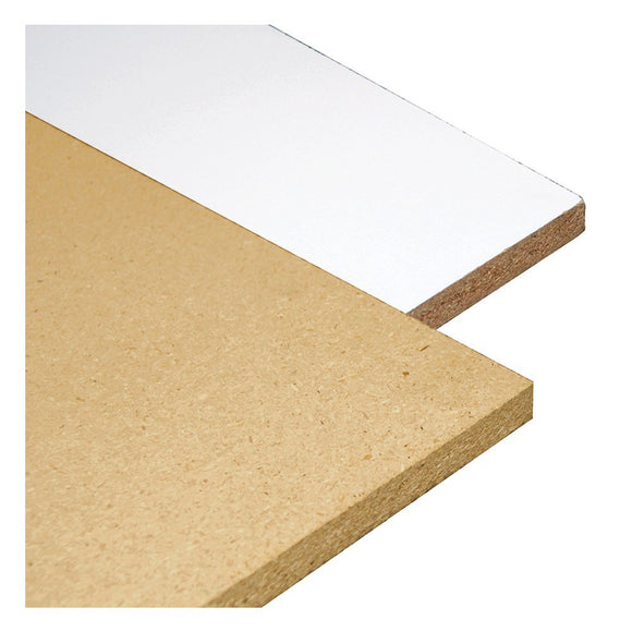 1 particle board decking 1 laminated board decking