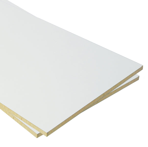 2 pieces of laminated board decking
