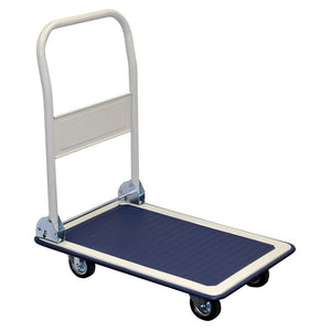 Cart with Folding Handle